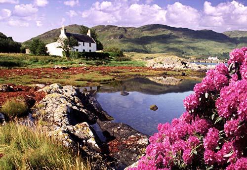 Disfruta de los mejores paisajes de la primavera en tu escapada rural en Mayo