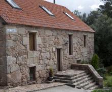 Casa Rural San Cibrán casa rural en Carnota (A Coruña)