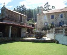 Casa De Verdes casa rural en Cabana (A Coruña)