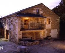 Casa Lourán casa rural en Monfero (A Coruña)
