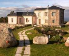 Hotel de Naturaleza Semaforo de Bares casa rural en Mañon (A Coruña)