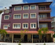 Solymar casa rural en Muros (A Coruña)