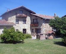 Casa Gorbea Bide casa rural en Sarria (Álava)