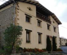 Herranetxe casa rural en Valdegovía (Álava)