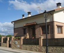 La Trasiega casa rural en Lanciego ( Lantziego ) (Álava)