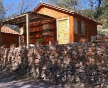 Cabañas Camping Sierra Peñascosa casa rural en Peñascosa (Albacete)