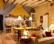La Casa de la Florencia casa rural en Higueruela (Albacete)