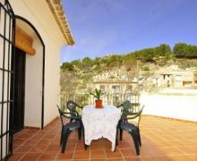 Aptos. Rurales Casa del Escrivá casa rural en Relleu (Alicante)