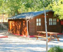 Camping La Pedrera  casa rural en Bigastro (Alicante)