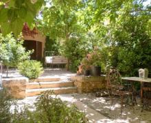 Mas Fontanelles casa rural en Biar (Alicante)