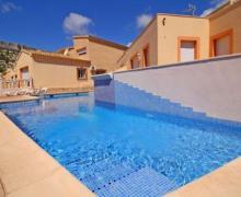 Residencial Canuta Baja casa rural en Calpe (Alicante)