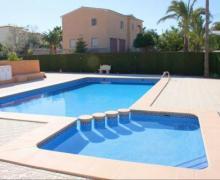 Residencial Casanova casa rural en Calpe (Alicante)