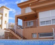 Villa Angelika casa rural en Calpe (Alicante)