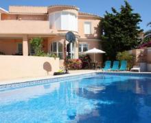 Villa Barbara casa rural en Calpe (Alicante)