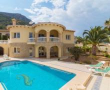 Villa Cucarres casa rural en Calpe (Alicante)