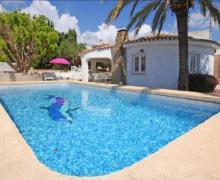 Villa David casa rural en Calpe (Alicante)