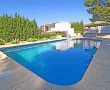 Villa Dominique casa rural en Calpe (Alicante)