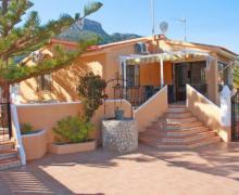 Villa El Pozo casa rural en Calpe (Alicante)