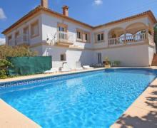 Villa Estación I casa rural en Calpe (Alicante)
