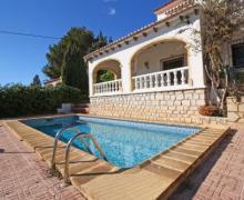 Villa Estación II casa rural en Calpe (Alicante)