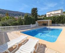 Villa Gina casa rural en Calpe (Alicante)
