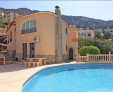 Villa Isabela casa rural en Calpe (Alicante)