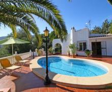 Villa Lario casa rural en Calpe (Alicante)