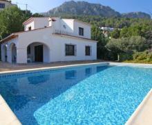 Villa Mariclara casa rural en Calpe (Alicante)