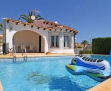 Villa Naranja casa rural en Calpe (Alicante)