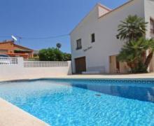 Villa Pedro Jaime casa rural en Calpe (Alicante)