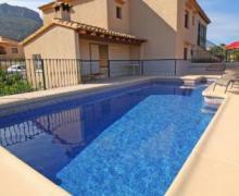 Villa Pineda casa rural en Calpe (Alicante)