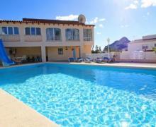 Villa Tanja casa rural en Calpe (Alicante)