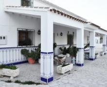 Cortijo Alameda casa rural en Velez Blanco (Almería)