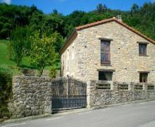 Casa del Cura casa rural en Gijon (Asturias)
