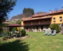 Corrada Torales casa rural en Quirós (Asturias)