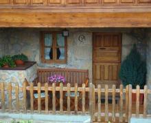 El Sebargu casa rural en Ponga (Asturias)
