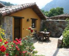 Valle de Bueida casa rural en Quirós (Asturias)