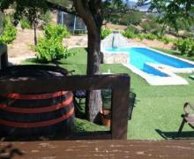 Rural Las Viñas casa rural en El Tiemblo (Ávila)