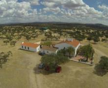 Cortijo la Gabrielina casa rural en Merida (Badajoz)