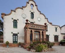 Can Borrell casa rural en Castellar Del Valles (Barcelona)