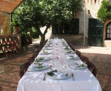 Can Mateuet casa rural en Canoves I Samalus (Barcelona)