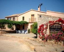 Mas Aixola casa rural en Torrelles De Foix (Barcelona)