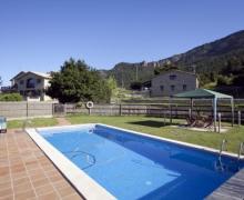 Masies Puigventos casa rural en Castellar Del Riu (Barcelona)
