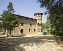 Santa Maria del Roure casa rural en Santa Maria De Corco (Barcelona)