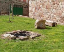 Casa rural Arbol Fósil casa rural en Hacinas (Burgos)