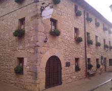 Hotel Rural Venta Termino casa rural en Santa Gadea Del Cid (Burgos)