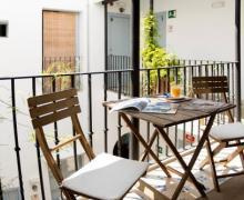 Hostal La Botica de Vejer casa rural en Vejer De La Frontera (Cádiz)