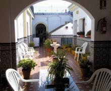 Hostal Malaga  casa rural en Arcos De La Frontera (Cádiz)