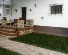 Jardín Pentagrama casa rural en Prado Del Rey (Cádiz)
