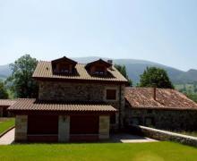 Posada Campa casa rural en Mazcuerras (Cantabria)